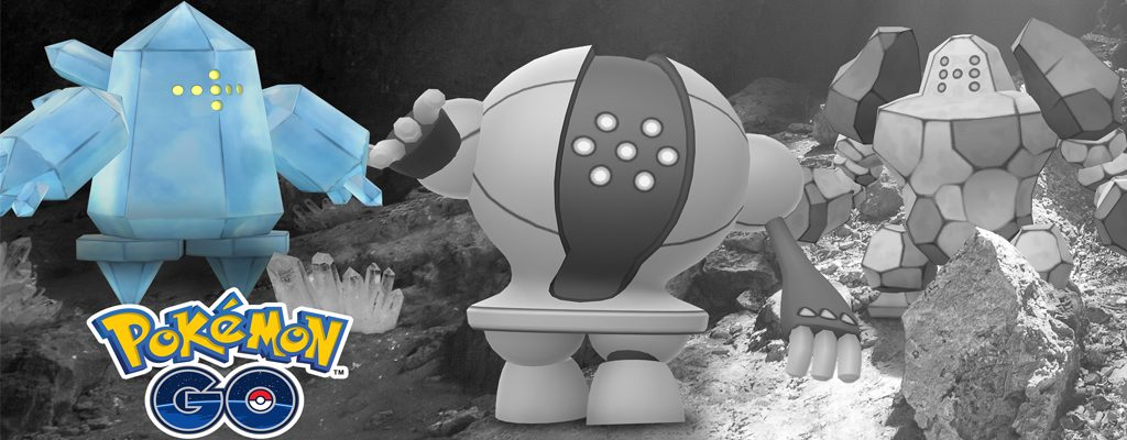 Pokémon GO Regice Konter