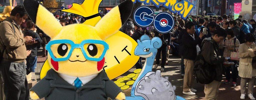 Pokémon GO: Reinfall beim GO-Fest 2017 kostet Niantic über 1 Million €