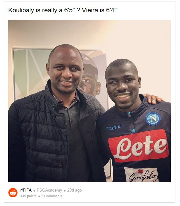 Reddit FIFA Koulibaly