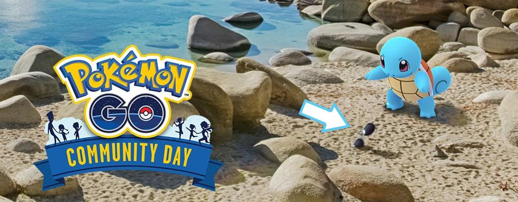 Pokémon GO erfüllt Schiggy-Fans wohl größten Wunsch zum Community Day
