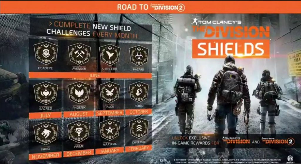 The Division Shields