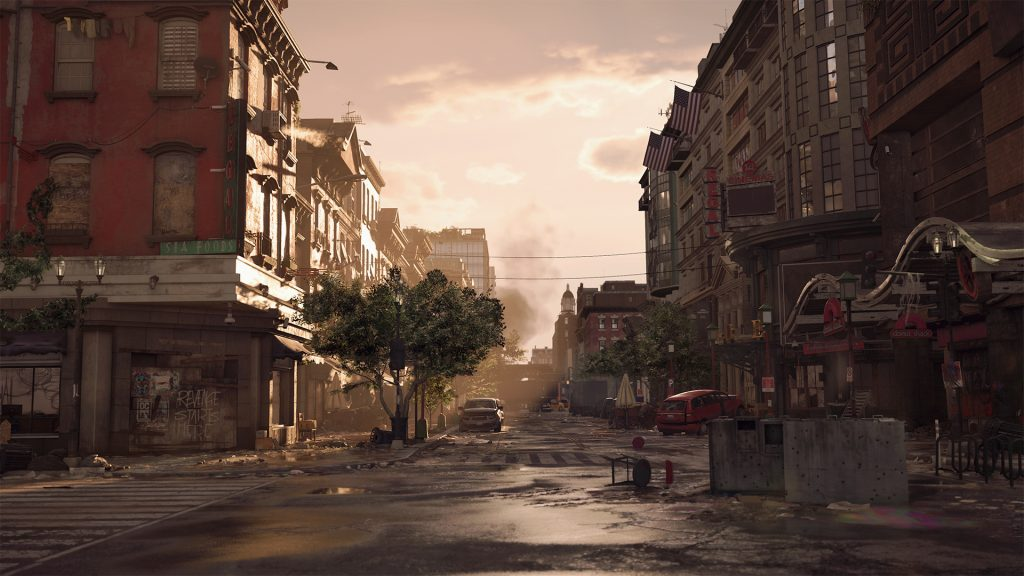 The Division 2 Street