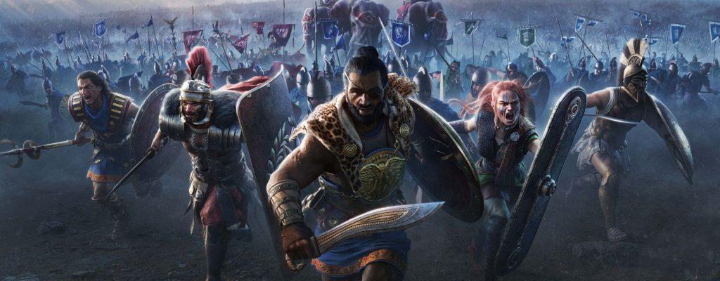 Gewinnt eine Premium-Einheit und Einladungscodes für Total War Arena!