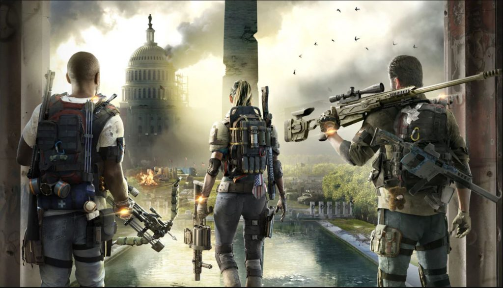 The Division 2 Release und Infos