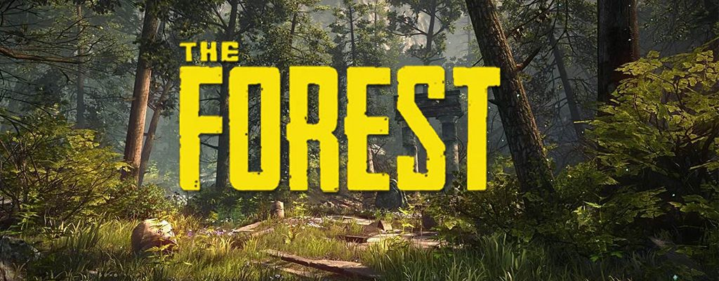 The Forest Banner Title