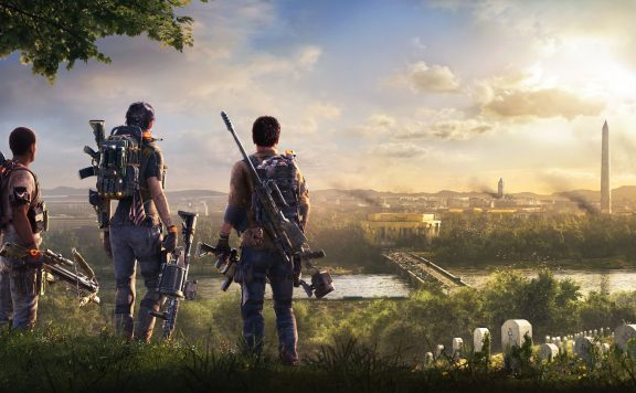 The division 2 artwork
