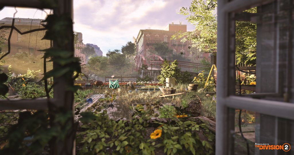 The division 2 view