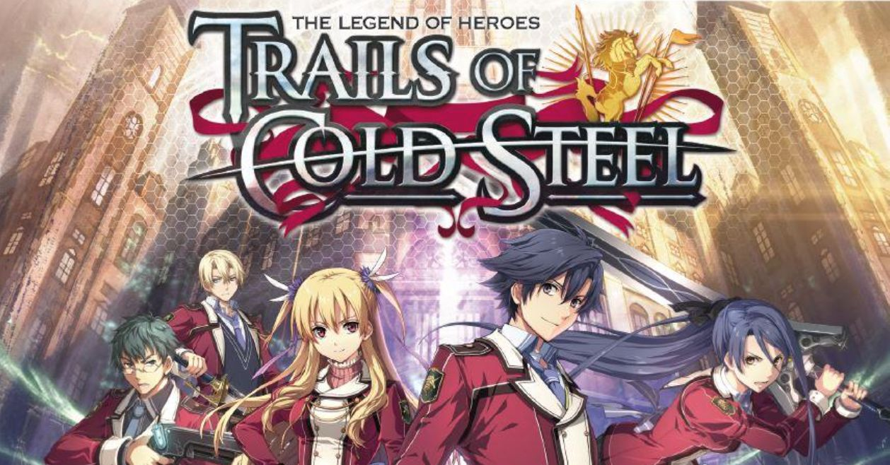 Trails of Cold Steel title