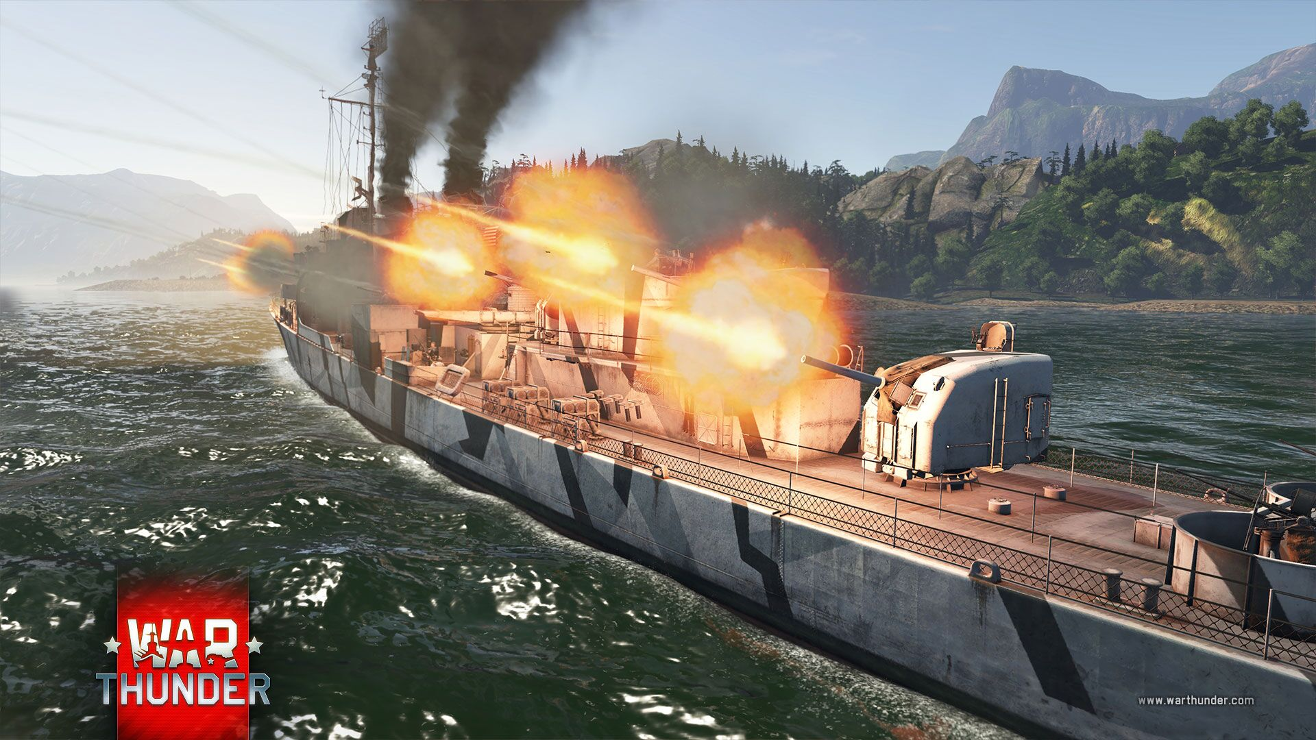 WarThunder_USS_Bennon_2