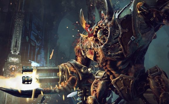 Warhammer-40000-Inquisitor-Martyr-(PC)-07-Helbrute-Screenshottitel