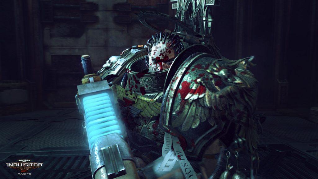 Warhammer 40k Inquisitor Martyr Screenshot Crusader