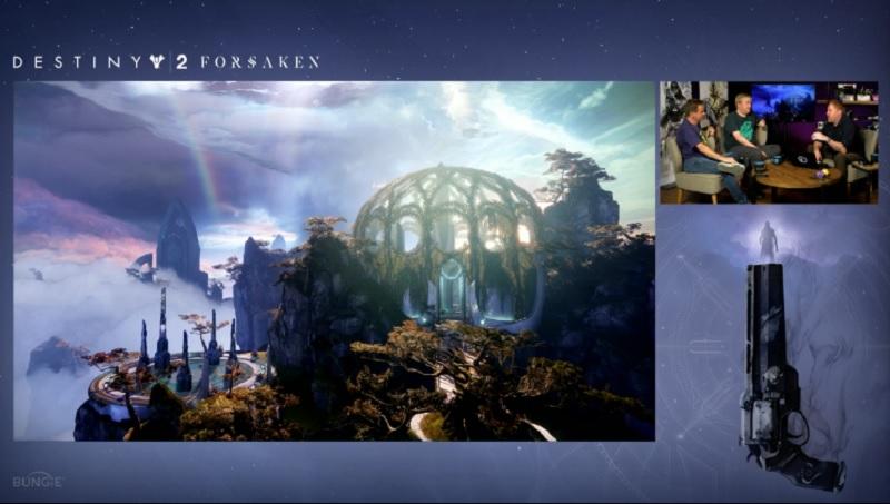 Destiny 2 Forsaken Stream Dreaming City