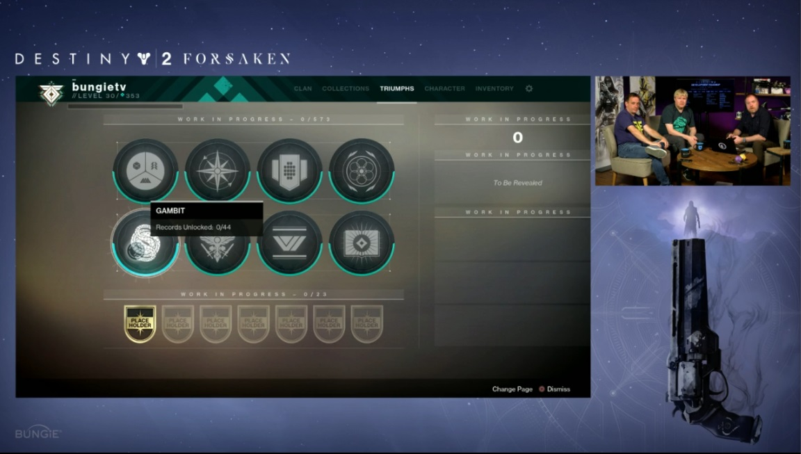 Destiny 2 Forsaken Triumph