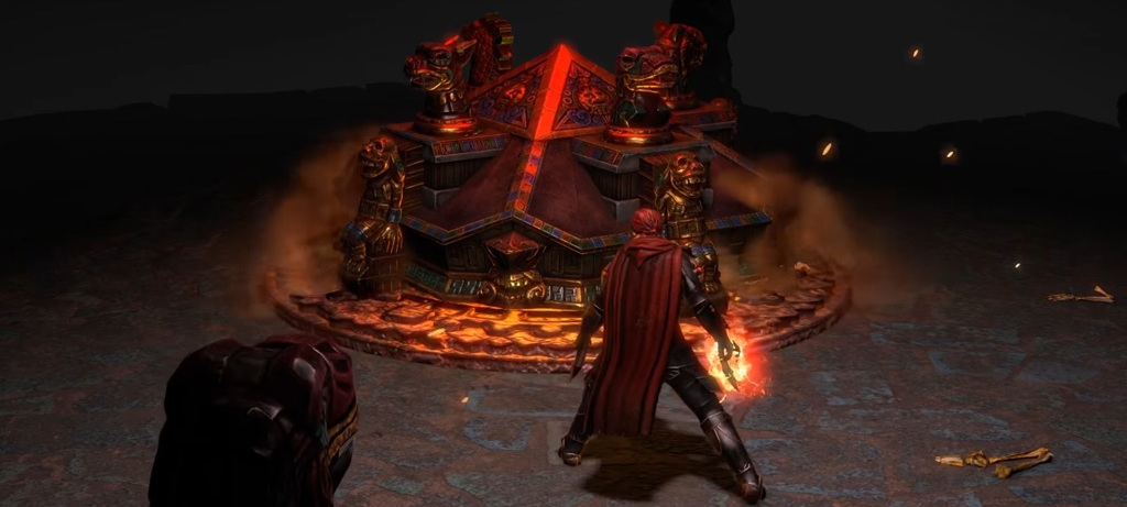 path of exile schatzkiste