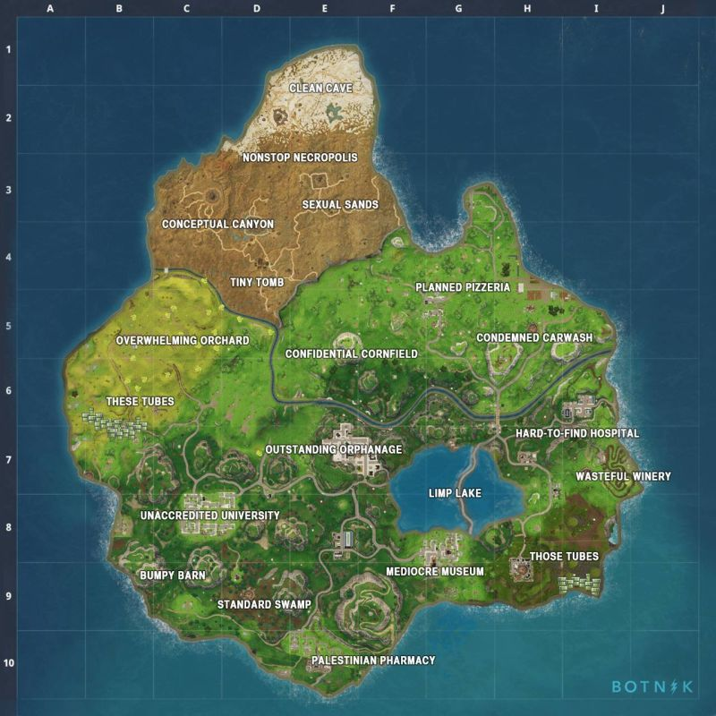 fortnite-map-bot