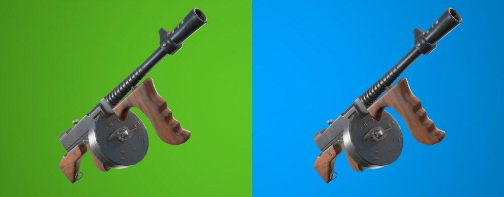 Fortnite: Dataminer finden Hinweise auf neue Tommy Gun!