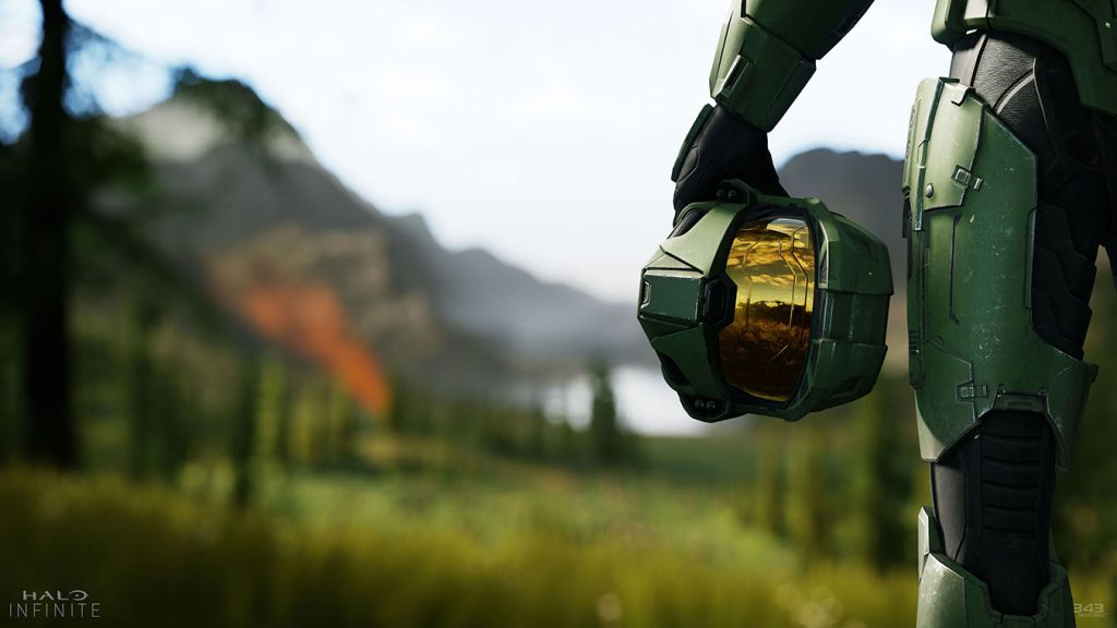 Halo Infinite Outfit