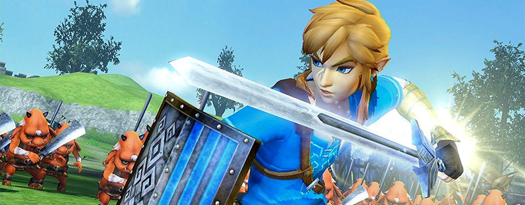 Weekend-Deals: Hyrule Warriors im Bundle mit Pro-Controller für Switch