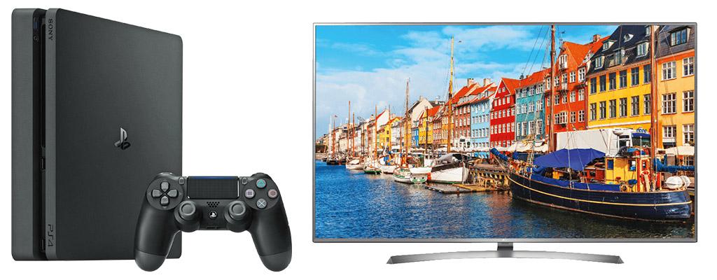 MediaMarkt Top-Elf-Angebote – PS4 Slim-Bundle und LG 75 Zoll UHD-TV