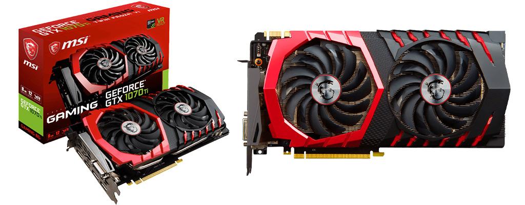 Hammer-Angebot bei MediaMarkt – MSI GTX 1070Ti für nur 399 Euro