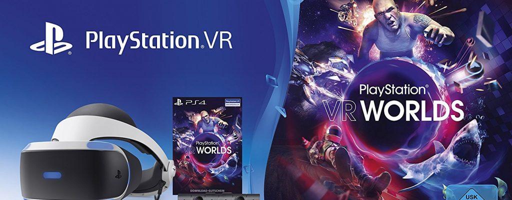 Alternate-Angebote – HTC Vive Pro, PlayStation VR und Oculus GO