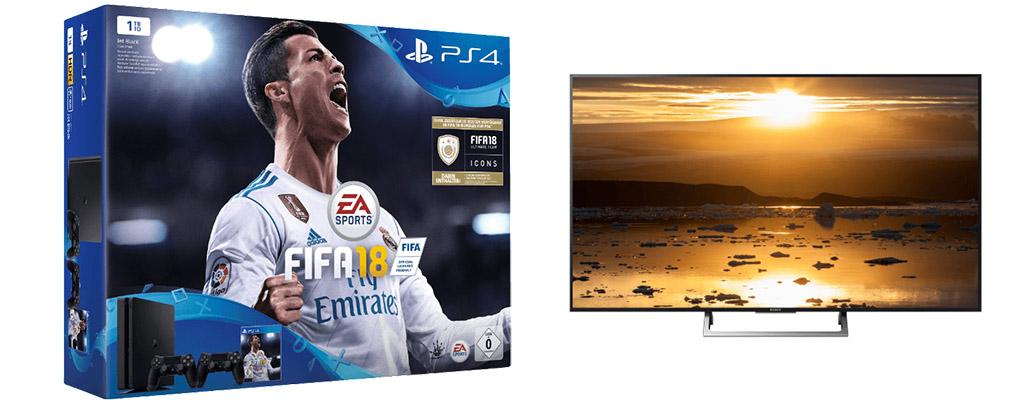 Angebote bei MediaMarkt und Saturn – PS4 Slim-Bundle und Mass Effect