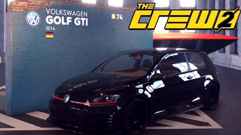 the crew 2 volkswagen golf