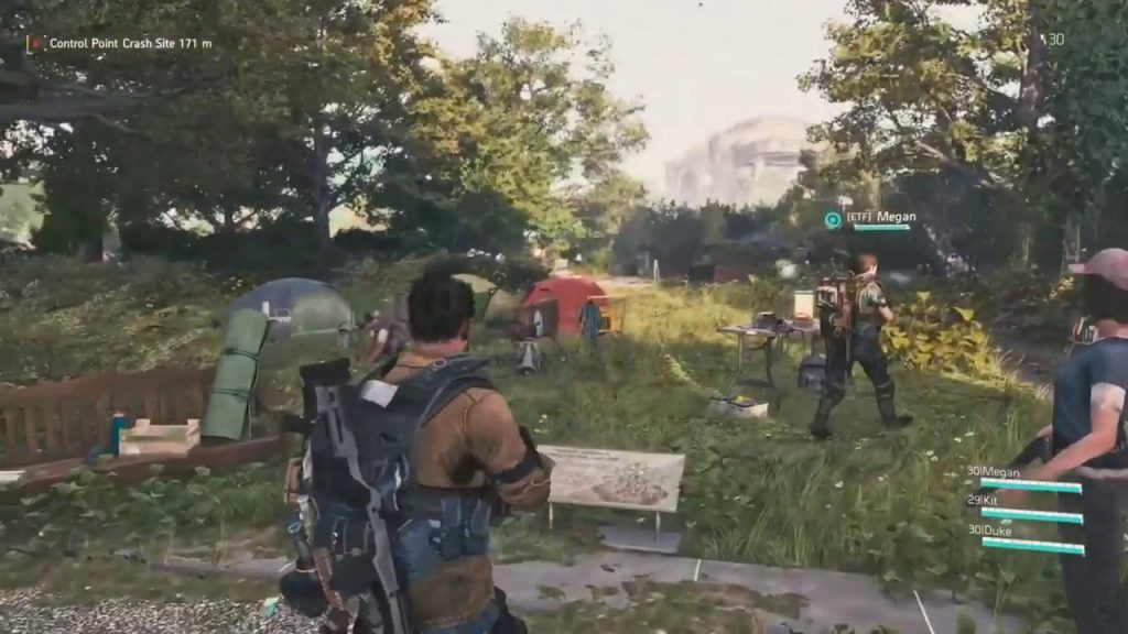 the division 2 camp