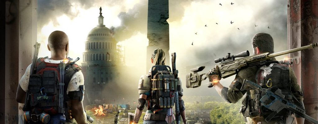 Alles zu The Division 2: Release, Beta, Open World und Features