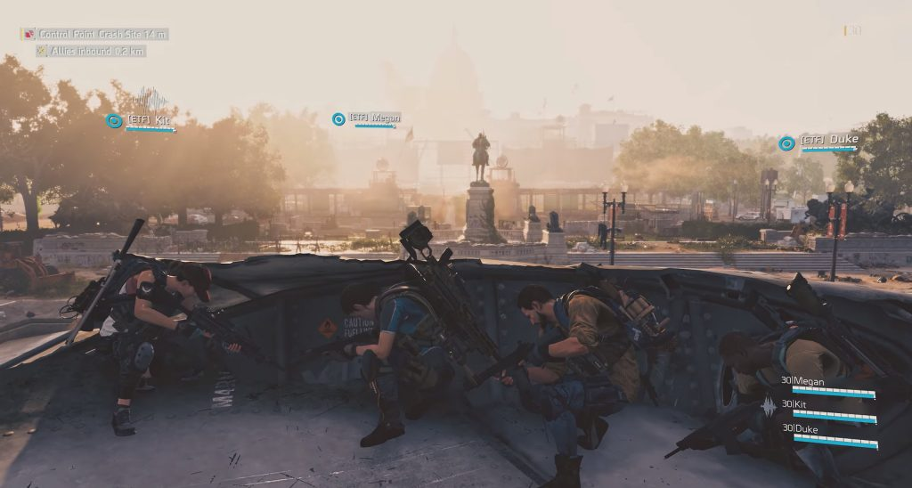 the division 2 gruppe