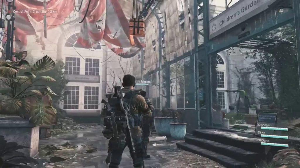 the division 2 ruine