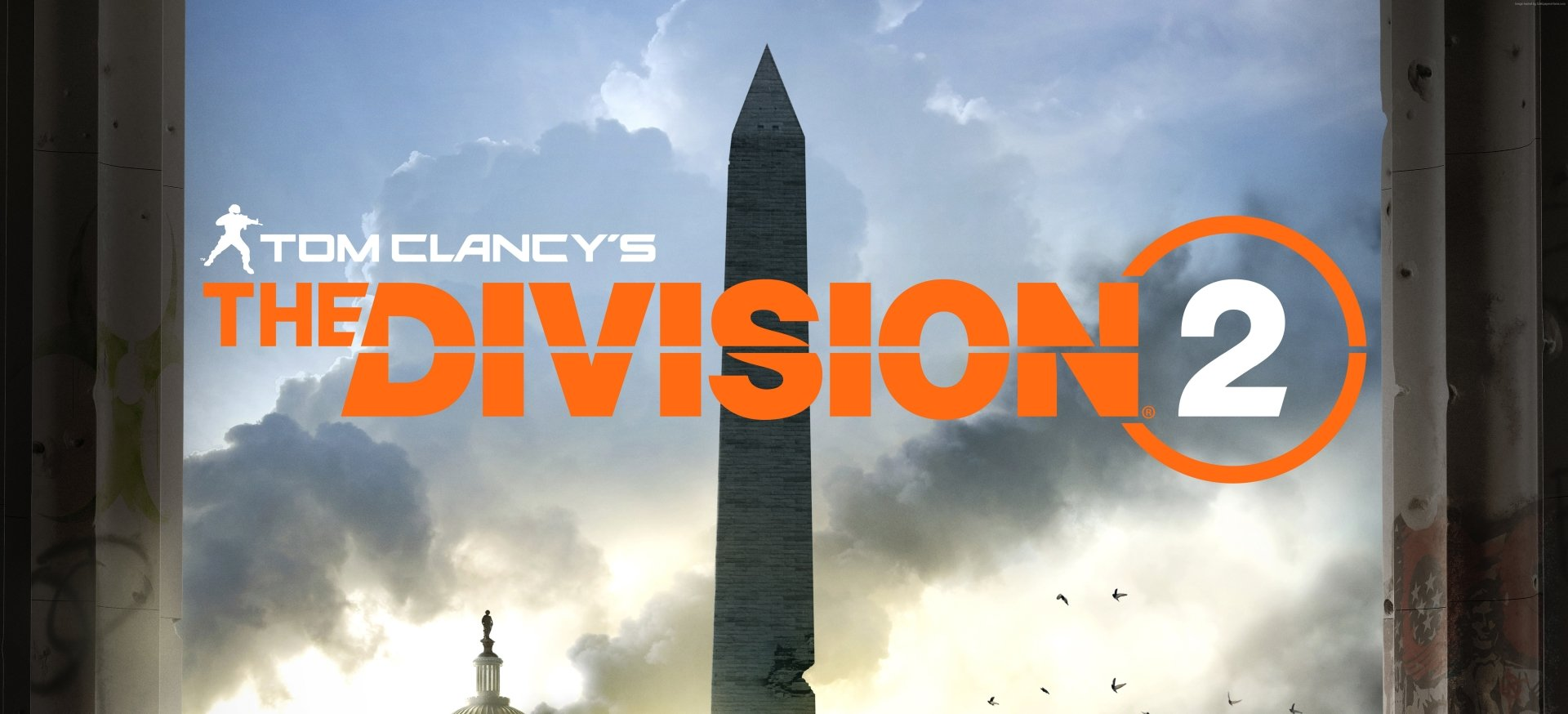 the division 2 wallpaper