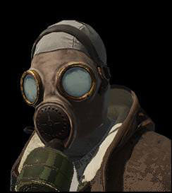 the division trench maske