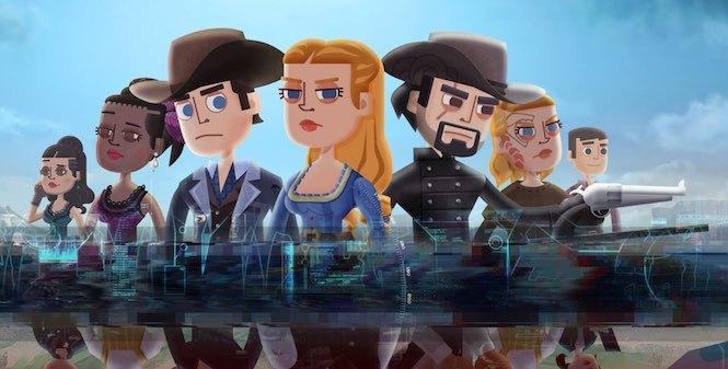 Neues Spiel zur TV-Serie Westworld wird von den Fallout-Machern verklagt