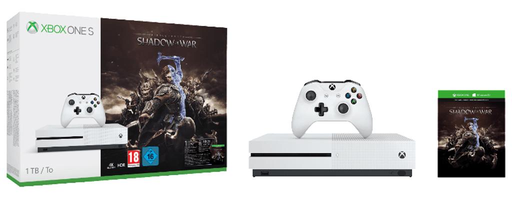 Xbox One S-Bundles besonders günstig – Xbox One X für 449 Euro