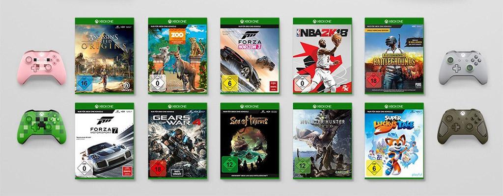 Bis zu 80% Rabatt beim größten Xbox One-Sale des Jahres