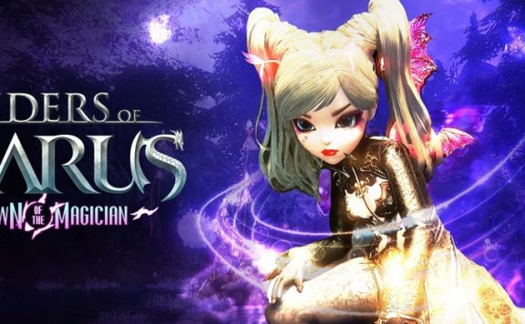Riders of icarus magician header