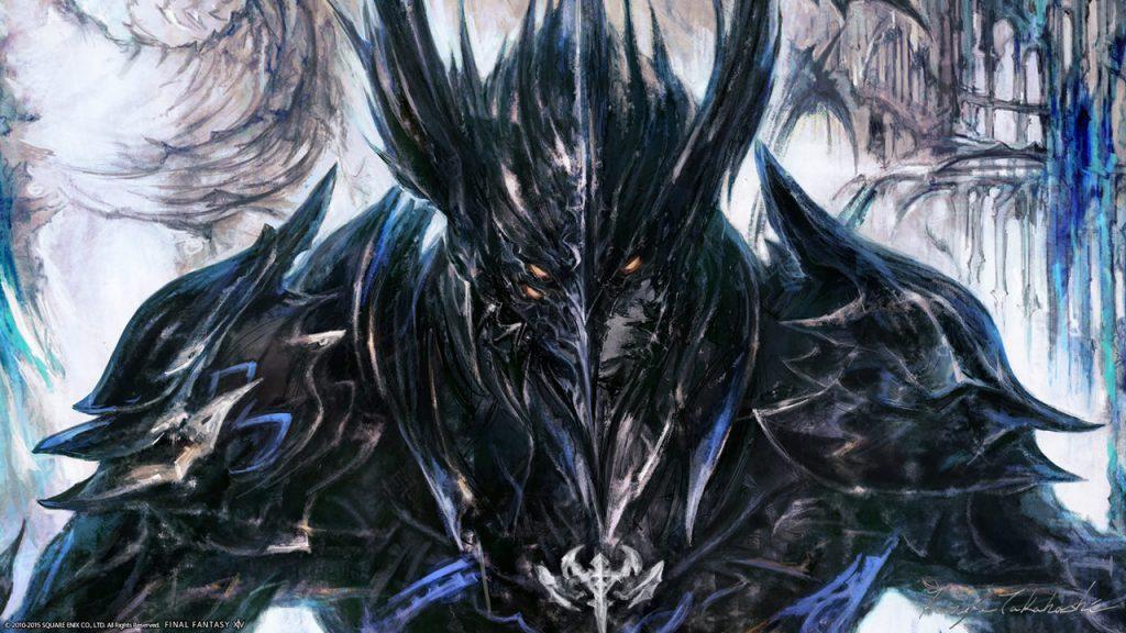 final fantasy xiv dragoon heavensward artwork