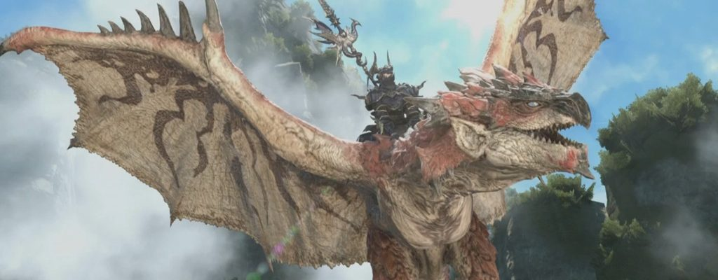 Final Fantasy XIV: Crossover mit Monster Hunter World bringt Tonnen an Loot