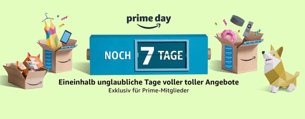 So lohnt sich der Amazon Prime Day 2018 für Euch!