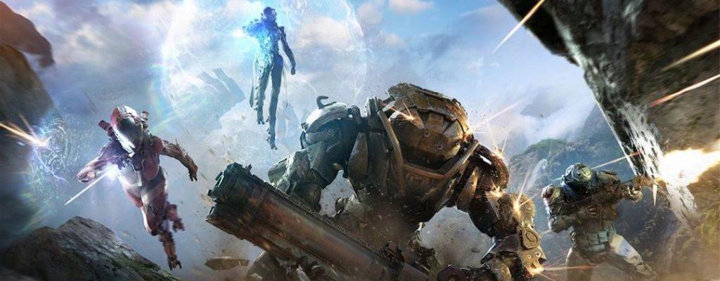 BioWare: Anthem gibt Euch alleine nicht so viel wie mit Freunden