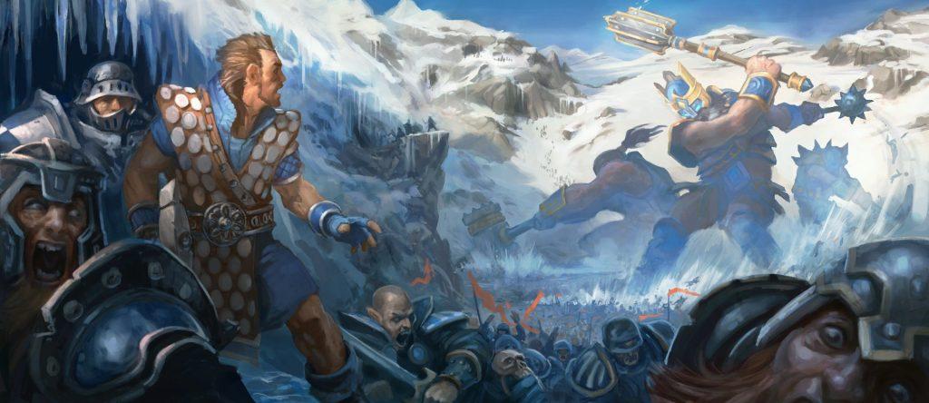 Battleforge Rogan Kayle