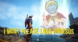 Black Desert Lord RNGesus