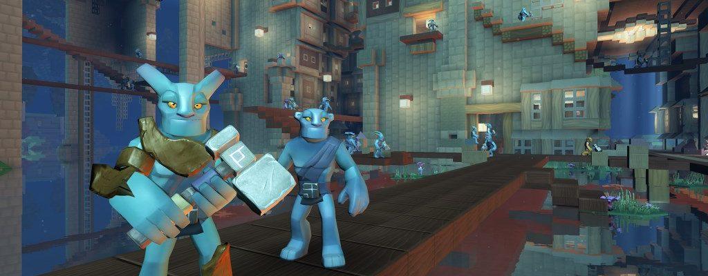 Boundless ist ein neues Sandbox-MMO für PS4 und Steam! Das steckt drin