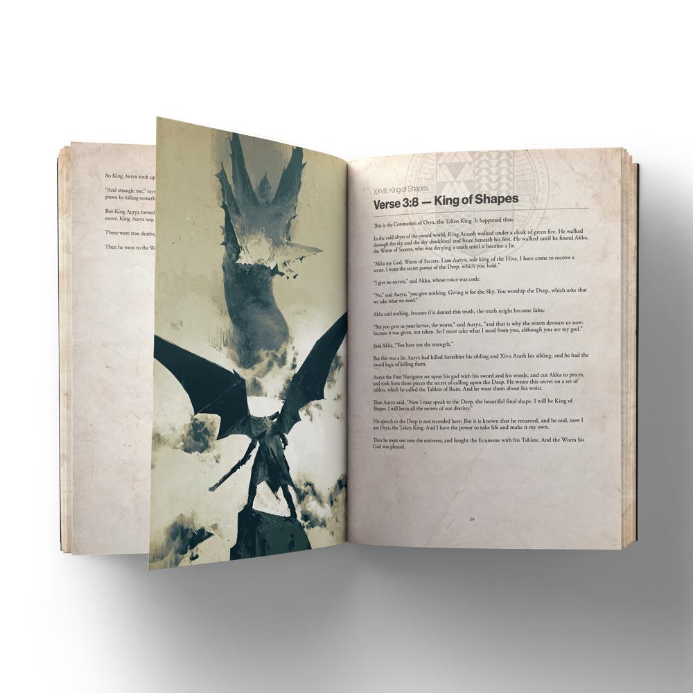 Bungie grimoire book 2