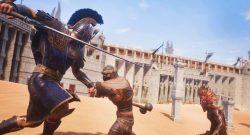 Conan Exiles Aquilonia DLC Kampf im Colosseum Titel