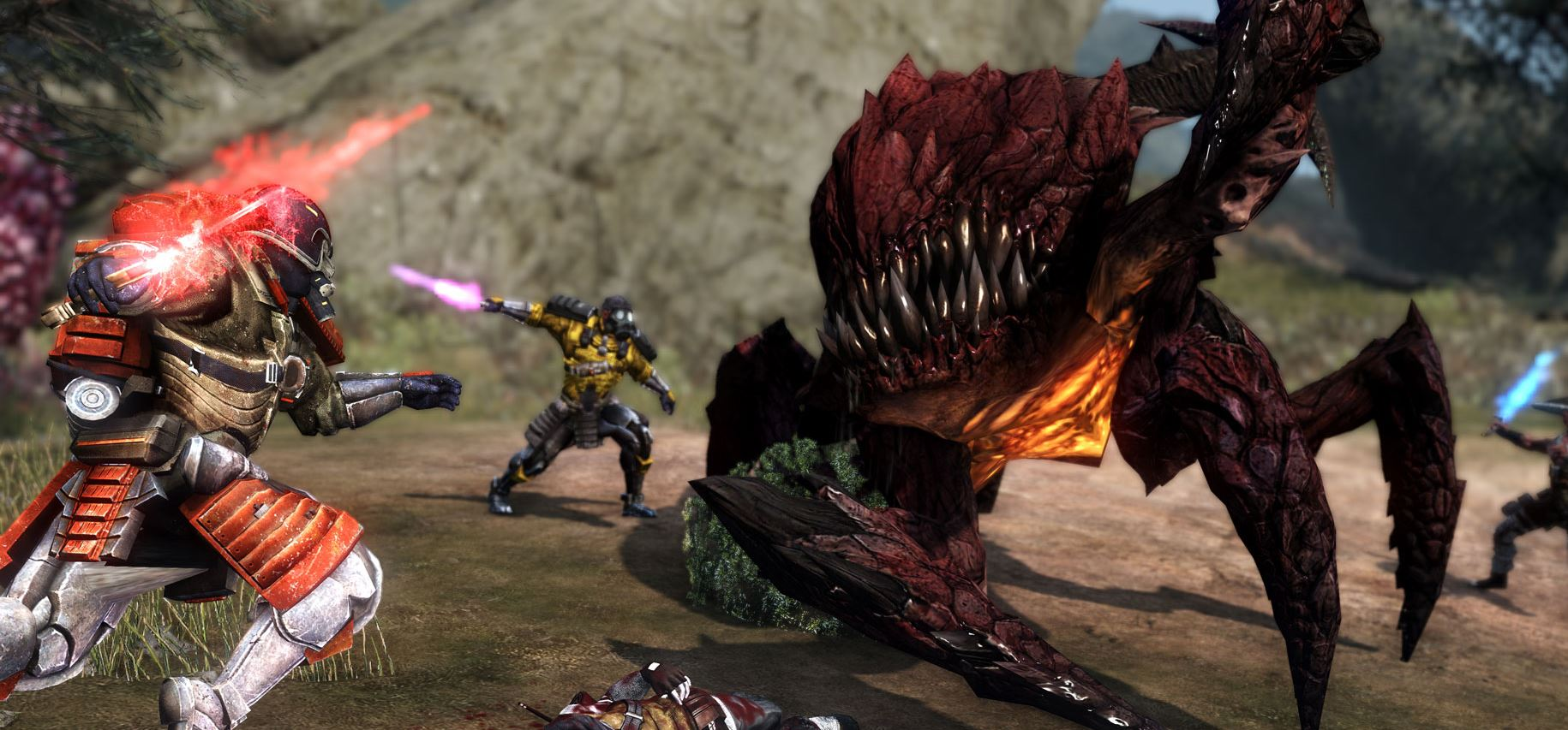 Defiance 2050 MMO-Shooter