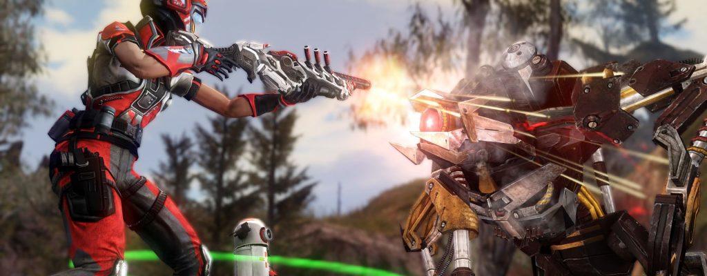 Defiance 2050 startet heute in Deutschland auf der PS4 – 2 Wochen zu spät