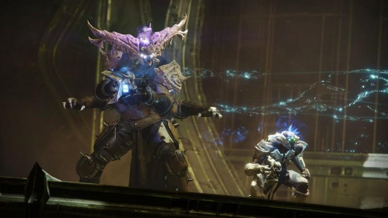 Destiny 2 Forsaken Barons mindbender
