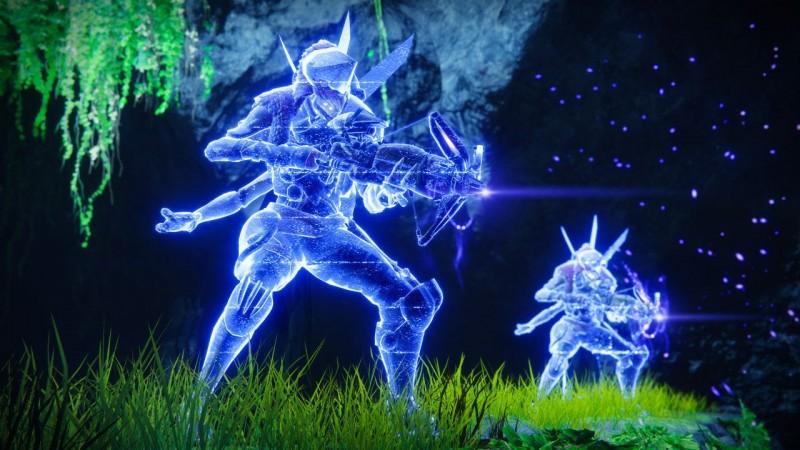 Destiny 2 Forsaken Barons rifleman